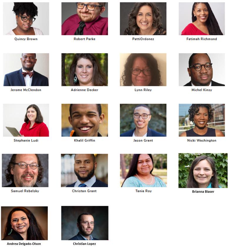 Tapia 2020 Organizing Committee