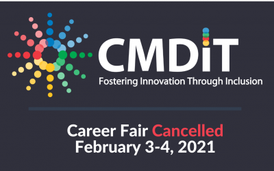 Career Fair Cancelled